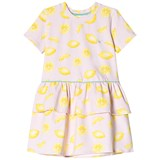 Livly White And Yellow Lemonade Lilly Dress
