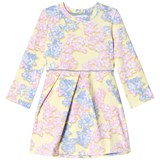 Livly Yellow Pink And Blue Bloom Juliet Dress