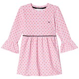 Livly Pink And White Dots Lotta Dress