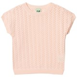 FUB Blush Knit T-Shirt
