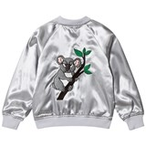 Tao & Friends Silver Koala Bomber Jacket