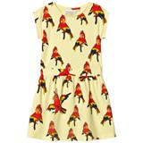 Tao & Friends Yellow Parrot Dress