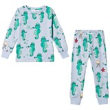 Tao & Friends Blue Seahorse Two-Piece