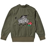 Tao & Friends Green Boar Spring Jacket