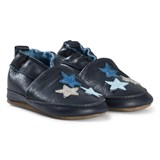 Melton Blue Nights Star Leather Shoes