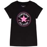 Converse Black Chuck Patch Tee