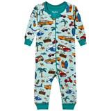Hatley Blue Surf Island Mini Coverall