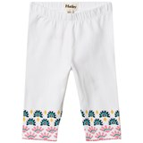 Hatley White Summer Capri Leggings
