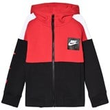 Nike Red and Black Air Hoodie