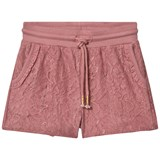Petit by Sofie Schnoor Ash Rose Lace Shorts