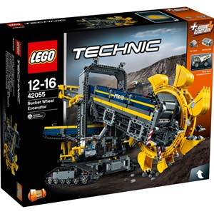 LEGO Technic 42055 LEGO® Technic Bucket Wheel Excavator 12 - 16 years