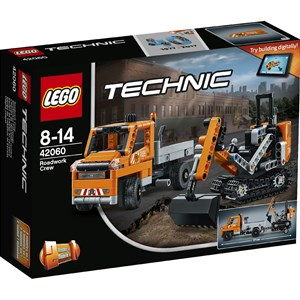 LEGO Technic 42060 LEGO® Technic Roadwork Crew 8 - 14 years