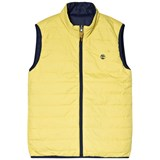 Timberland Kids Lime Reversible into Navy Gilet