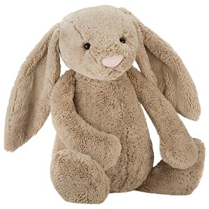 Jellycat Medium Beige Bashful Bunny OneSize