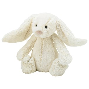 Jellycat Medium Cream Bashful Bunny OneSize
