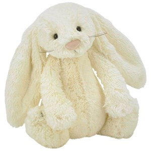 Jellycat Small Cream Bashful Bunny OneSize