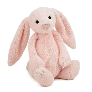 Jellycat Bashful Bunny Pink Huge One Size