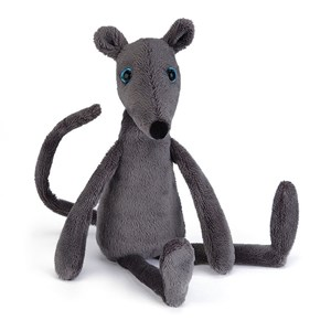 Jellycat Rumplekin Rat One Size