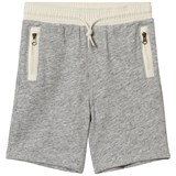 Gap Light Heather Grey Marl Short Shorts