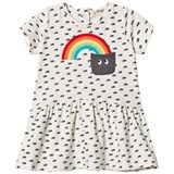 The Bonnie Mob Rainbow Pocket Short Sleeve Dress