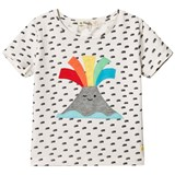 The Bonnie Mob Volcano Applique Short Sleeve T-Shirt