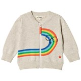 The Bonnie Mob Rainbow Dude Zip Cardigan
