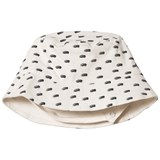 The Bonnie Mob Tiny Waves Print Reversible Hat