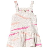 The Bonnie Mob Pink Scribble Printed Sun Dress