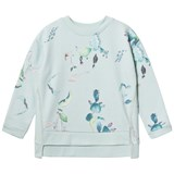 Mini A Ture Blue Omphalodes Jackie Kids Blouse