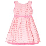 Holly Hastie Pink Bella Ribbon Organza Dress