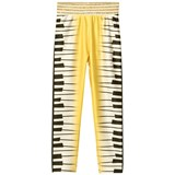 RaspberryPlum Yellow and Black Piano Leggings