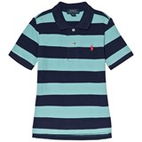 Ralph Lauren Multi Stripe Short Sleeve Polo with PP