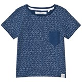 eBBe Kids Zour tee Reversed anchors
