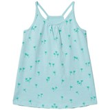 eBBe Kids Zabina dress Turquoise palms