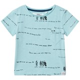 eBBe Kids Zour tee Pale turquoise
