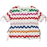 Stella McCartney Kids Multicoloured Wiggle Tassel Top