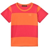Acne Studios Mini Nedy F Neon Pink / Geranium Orange