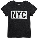 Petit by Sofie Schnoor Black NYC Graphic T-Shirt