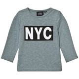Petit by Sofie Schnoor Petrol Long Sleeve T-Shirt