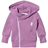Gugguu Violet and Light Lila College Hoodie