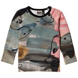 Papu Multi Colour Bird printed long sleeve shirt