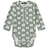 Little LuWi Green Snake Print Body