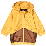 Mini Rodini Yellow Sporty Jacket