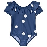 Mini Rodini Navy Dot Swimsuit
