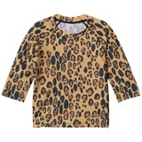 Mini Rodini Beige Leopard UV Top
