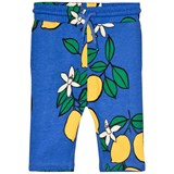 Mini Rodini Blue Lemon Sweatpants