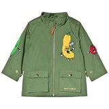 Mini Rodini Green Veggie Patch Jacket