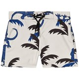 Mini Rodini Blue Draco Swim Shorts