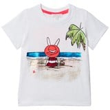 Livly White On Vacation T-Shirt