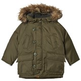 Gap Green Warmest Snorke Army Jacket
